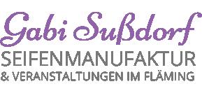 Gabi Sußdorf - Seifenmanufaktur & Veranstaltungen im Fläming